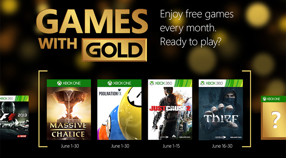 Xbox Games With Gold June 2015 Massive Chalice Just