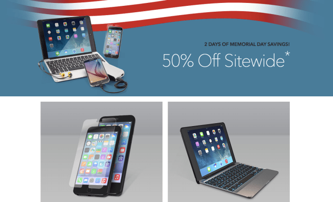 iPhone Case Keyboard Memorial Day Sale