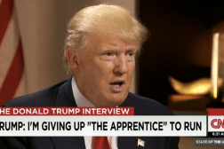 Donald Trump Quits The Apprentice