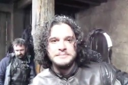 Game of Thrones Night's Watch Happy Birthday Video