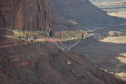 World's Highest Hammock