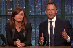 Really Seth Meyers Amy Poehler Women Sports