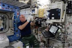Scott Kelly Astronaut Selfie