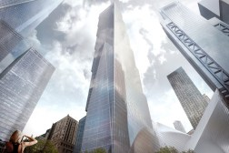 World Trade Center New York Final Tower Design