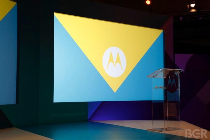 Motorola Live Stream