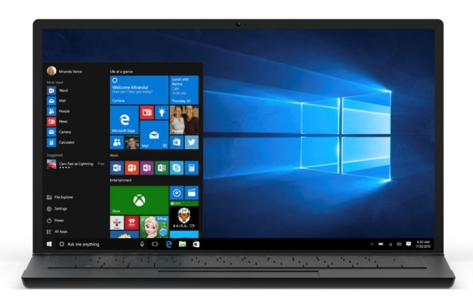 Windows 10 Day One Update Download