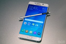 Galaxy Note 5 Drop Test Video
