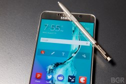 Galaxy Note 5 Design Flaw