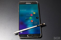 Galaxy Note 5 S Pen Design Error