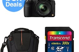 digital camera bundle deals