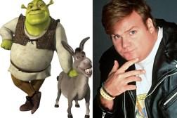 Chris Farley Shrek Voice Leaked Footage