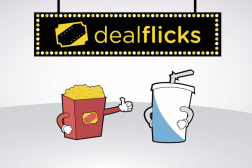Dealflicks Cheap Movie Tickets