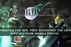 Final Fantasy 7 iPhone iPad Download