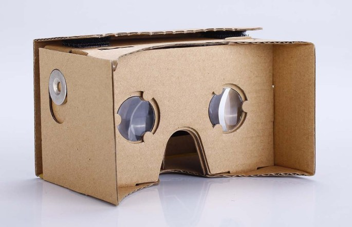 Google Android VR Headset