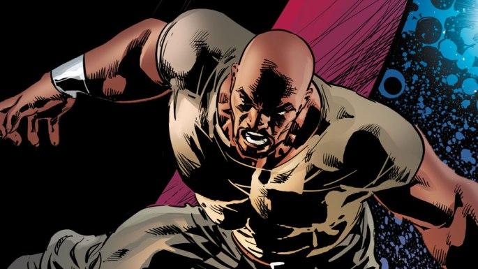 Luke Cage Marvel Netflix Series Details