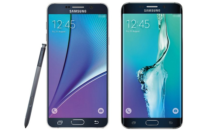 Samsung Galaxy Note 5 Leaked Photos