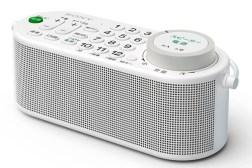 Sony Hybrid Remote Control Speaker