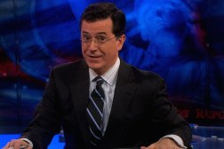 Stephen Colbert Tim Cook