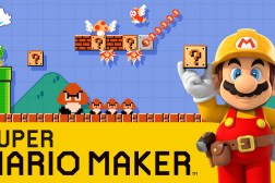 Super Mario Maker Gameplay Video