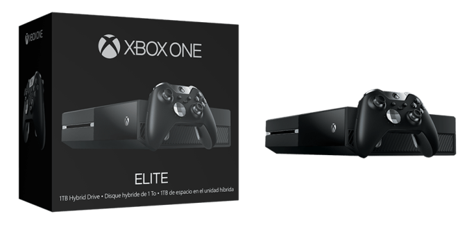 Xbox One Elite Bundle Price Release Date