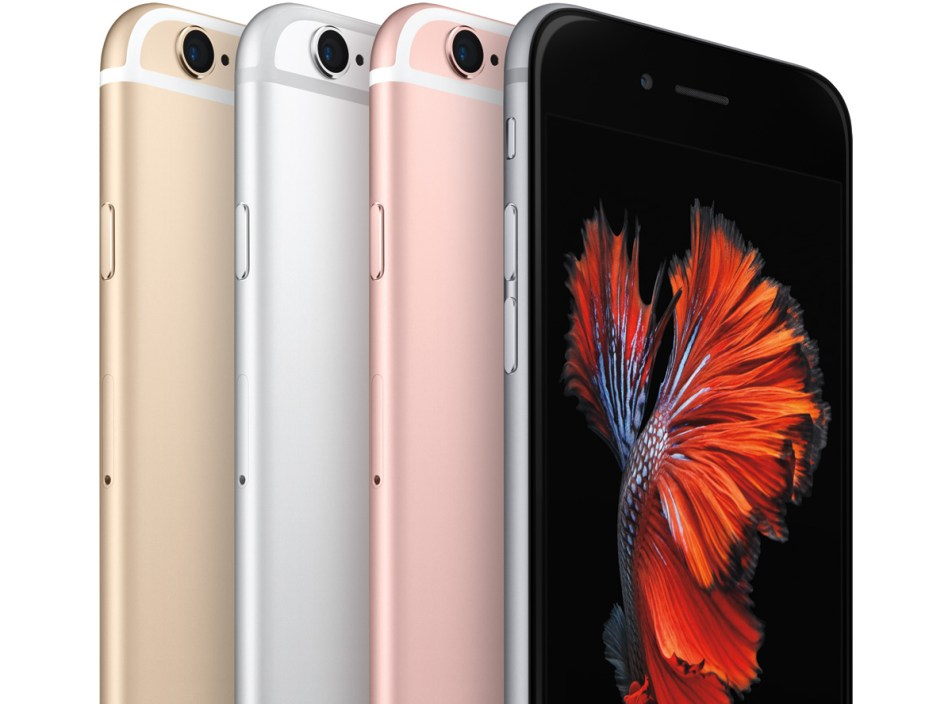 Release date of iphone 6s