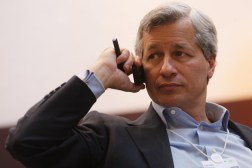 JPMorgan CEO Dimon Salary Interview