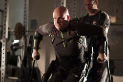 Exoskeleton Paralysed Man Walk