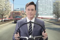 Stephen Colbert Life Hacks Video