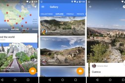 Google Maps Street View Standalone App
