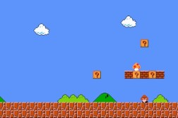 Super Mario Bros World 1