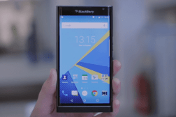 BlackBerry Priv Android Security Updates