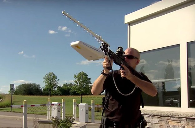 Drone Defender Rifle
