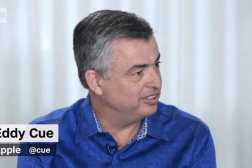 Apple TV Eddy Cue Interview CNN