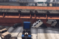 Funniest GTA V Videos Ramp Truck