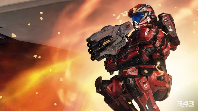 Halo 5: Guardians Multiplayer Video