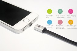 MagCable Android iPhone Magnetic Charger