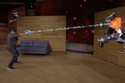 Microsoft HoloLens Project X-Ray