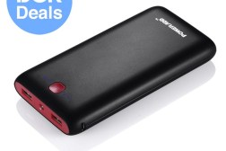 Portable charger for smartphones