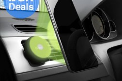 Car mount for smartphones