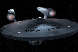 USS Enterprise Vs. Millennium Falcon Neil deGrasse Tyson