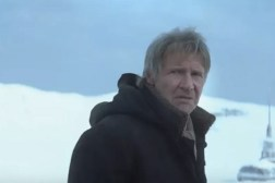 Star Wars The Force Awakens Harrison Ford Injury