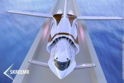 New York London Supersonic Jet Travel