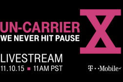 T-Mobile Un-carrier X Live Stream