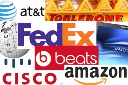 Brand Logos With Hidden Meanings