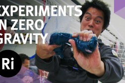 Zero Gravity Water Experiments