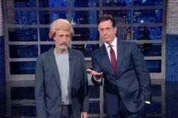 Jon Stewart Late Show Stephen Colbert