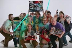 Star Wars Force Awakens Toys SNL
