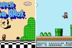 Video Of Super Mario Bros 3 PC Port