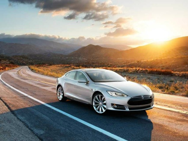 Tesla Model S Software Update