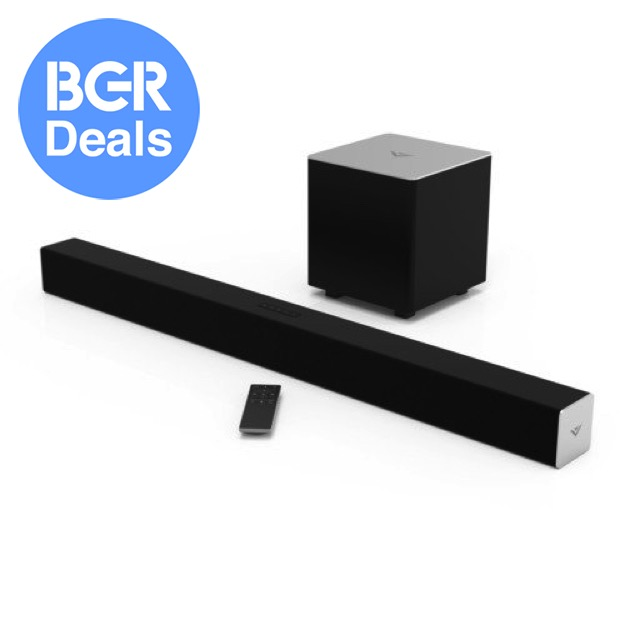 Vizio Sound Bar Deal